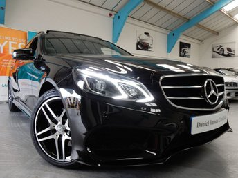 2015 MERCEDES-BENZ E CLASS 2.1 E250 CDI AMG NIGHT EDITION PREMIUM PLUS 5d AUTO 201 BHP £30990.00