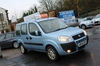 2006 FIAT DOBLO 1.9 JTD DYNAMIC 5d 104 BHP £1990.00