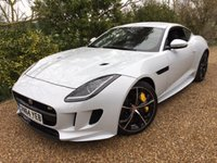 2016 JAGUAR F-TYPE F TYPE 5.0 V8 R COUPE ALL WHEEL DRIVE LEFT HAND DRIVE VAT QAULIFYING £56500.00