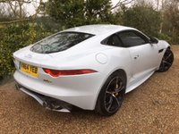 USED 2016 64 JAGUAR F-TYPE F TYPE 5.0 V8 R COUPE ALL WHEEL DRIVE LEFT HAND DRIVE VAT QAULIFYING