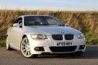 2009 BMW 3 SERIES 3.0 335I M SPORT 2d AUTO 302 BHP £12695.00