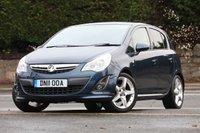 2011 VAUXHALL CORSA 1.4 SRI 5d 98 BHP £5795.00