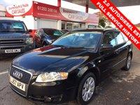 2007 AUDI A4 AVANT 2.0 AUTO/DIESEL £3495.00