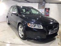 2010 VOLVO V50 1.6 D DRIVE R-DESIGN 5d 109 BHP £7500.00