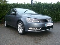2012 VOLKSWAGEN PASSAT 2.0 HIGHLINE TDI BLUEMOTION TECHNOLOGY START/STOP 4d 140 BHP £8825.00