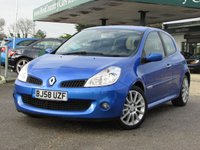 USED 2008 58 RENAULT CLIO 2.0 RENAULTSPORT 197 3d 195 BHP Check out our 5* Reviews!