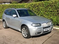 USED 2006 56 BMW X3 3.0 SD M SPORT 5d