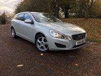 2011 VOLVO V60 2.0 D3 SE 5d 161 BHP PLEASE CALL TO VIEW £SOLD