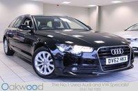 2012 AUDI A6 AVANT 2.0 TDI 177 BHP SE AUTOMATIC 5d £12985.00
