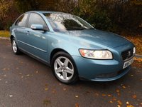 2007 VOLVO S40 1.8 S 4d 125 BHP £3695.00