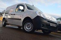 2012 RENAULT KANGOO MAXI 1.5 LL PLUS DCI  90 BHP £4450.00