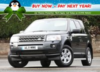 USED 2011 11 LAND ROVER FREELANDER 2.2 TD4 GS 5d 150 BHP Low Rate % Finance Options Available - Good Credit / Bad Credit