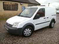 2008 FORD TRANSIT CONNECT T200 90PS SWB FACELIFT MODEL £2595.00