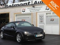 USED 2009 59 AUDI TT 2.0 TDI QUATTRO 3d 170 BHP Leather/Alcantara