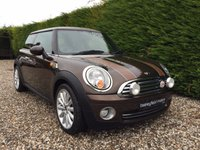2010 MINI HATCH COOPER 1.6 COOPER MAYFAIR 3d AUTO 122 BHP £7990.00