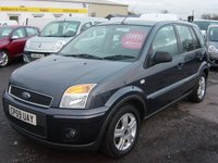 2010 FORD FUSION 1.4 ZETEC TDCI 5d 68 BHP ONLY 27000 MILES AIR CONDITIONING £SOLD