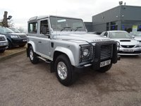 2008 LAND ROVER DEFENDER 2.4 90 XS STATION WAGON 3d 122 BHP £22990.00