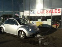 USED 2008 08 VOLKSWAGEN BEETLE 1.6 LUNA 8V 3d 101 BHP £0 DEPOSIT, LOW RATE FINANCE ANYONE, DRIVE AWAY TODAY!!
