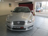2010 JAGUAR XF 3.0 V6 LUXURY 4d AUTO 240 BHP £11995.00