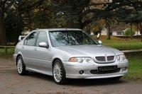 2004 MG ZS 2.5 180 4d 175 BHP £1990.00
