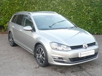2013 VOLKSWAGEN GOLF 2.0 GT TDI BLUEMOTION TECH ESTATE START/STOP150 BHP £12950.00