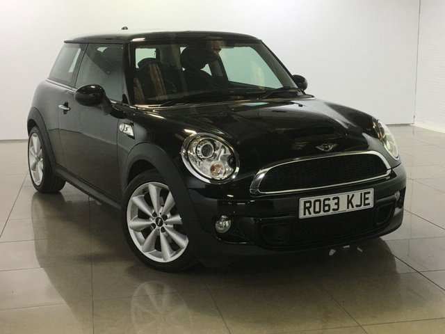 View our 2013 63 MINI HATCH COOPER 2.0 COOPER SD 3d 141 BHP