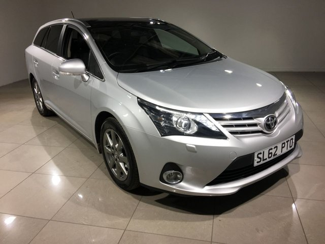 View our 2012 62 TOYOTA AVENSIS 2.0 T SPIRIT D-4D 5d 124 BHP