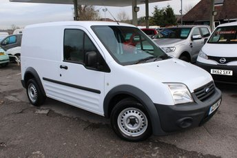 2011 FORD TRANSIT CONNECT 1.8 T200 LR 1d 75 BHP £5495.00