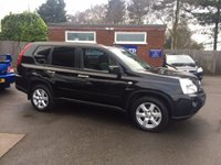 USED 2009 59 NISSAN X-TRAIL 2.0 DCI AVENTURA FULL LEATHER, 4X4,