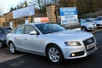 2008 AUDI A4 2.0 TDI SE 4d 141 BHP £6490.00