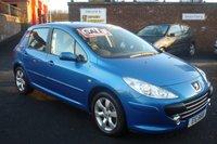 2007 PEUGEOT 307 1.6 S 5d 108 BHP £2950.00