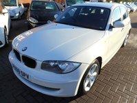 2009 BMW 1 SERIES 1.6 116I EDITION ES 5d 121 BHP £5690.00