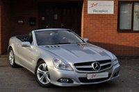 2009 MERCEDES-BENZ SL 3.5 SL350 2d AUTO 315 BHP £18950.00