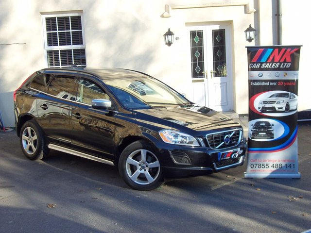 2010 60 VOLVO XC60 2.0 D3 DRIVE R-DESIGN 5d 161 BHP FULL VOLVO HISTORY SOLD TO PAUL FROM SHEFFIELD