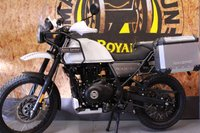 USED 2018 ROYAL ENFIELD HIMALAYAN ABS ROYAL ENFIELD HIMALAYAN IN NORTHANTS BEDFORDSHIRE BUCKINGHAMSHIRE
