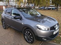 USED 2013 63 NISSAN QASHQAI 1.5 dCi 360 5dr 1 OWNER / F.S.H !!