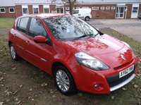 USED 2012 62 RENAULT CLIO 1.2 16v Expression + 5dr EXCELLENT FAMILY CAR !!