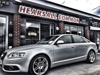 2011 AUDI A6 2.0 TDI S LINE SPECIAL EDITION 4d 168 BHP £8495.00