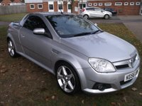 USED 2006 56 VAUXHALL TIGRA 1.4 i 16v Exclusiv 2dr (a/c) GREAT VAULE / LOW INSURANCE !!
