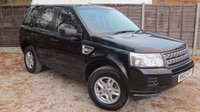 USED 2012 62 LAND ROVER FREELANDER 2 2.2 ED4 S Diesel 1 owner, FLRSH, 6 months warranty