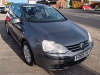 2005 VOLKSWAGEN GOLF 1.6 SE FSI 5d 115 BHP £2995.00