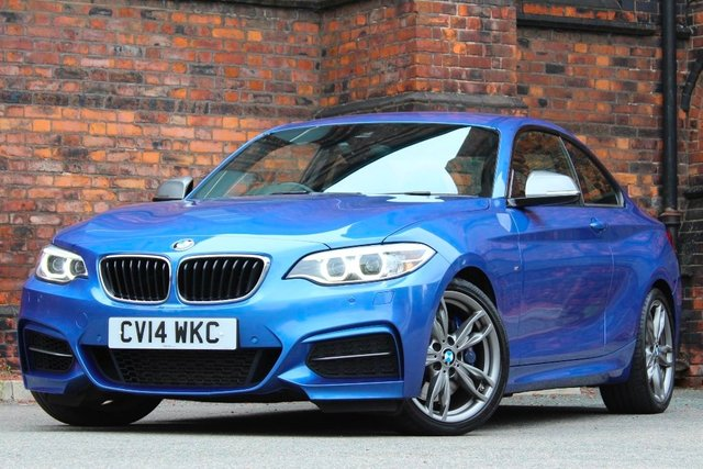 2014 14 BMW 2 SERIES 3.0 M235i Auto 2dr (start/stop)
