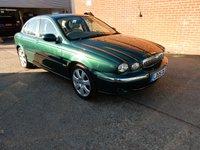 2005 JAGUAR X-TYPE 2.0 SE 4d 130 BHP £2990.00