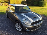 2007 MINI HATCH COOPER 1.6 COOPER S 3d 172 BHP £6290.00