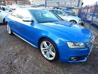 2007 AUDI A5 4.2 S5 V8 QUATTRO 2d 354 BHP £12995.00