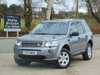 2013 LAND ROVER FREELANDER 2.2 TD4 GS 5d 150 BHP £15950.00
