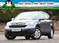 2009 HONDA CR-V 2.2 I-CTDI SE PLUS 5d 139 BHP £8995.00