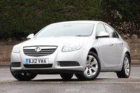USED 2012 12 VAUXHALL INSIGNIA 2.0 SE NAV CDTI ECOFLEX S/S 5d 157 BHP