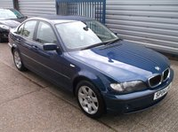 2004 BMW 3 SERIES 2.0 320D SE £SOLD