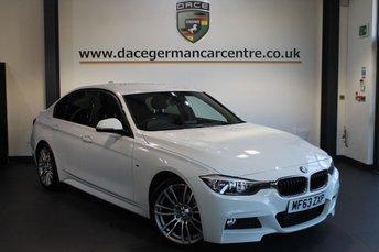 2013 BMW 3 SERIES 2.0 320I M SPORT 4DR 181 BHP £15670.00